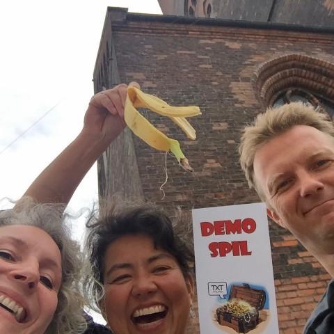 Møde med Kirkerne i Aarhus og Favrskov